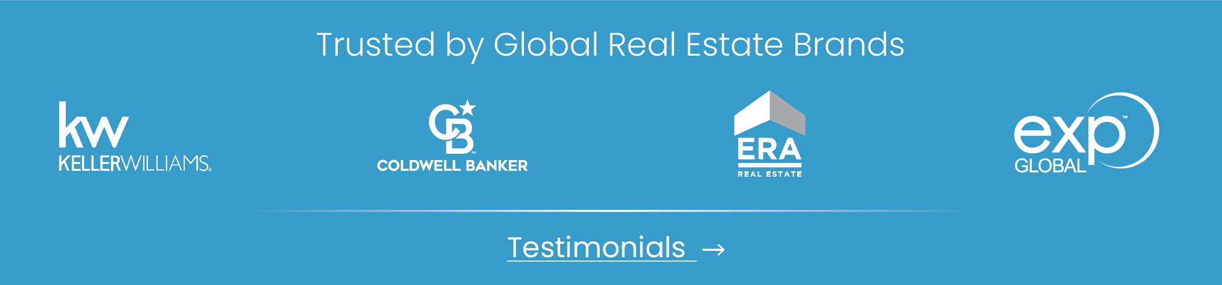 Trusted by global real estate brands